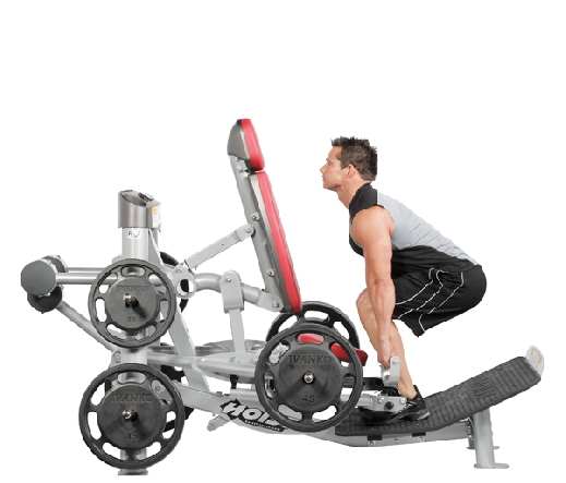Hack Squat Dead Lift